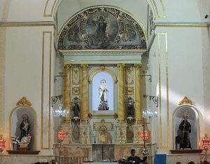 Convento de Santa Ana (Franciscanos) (Orihuela)