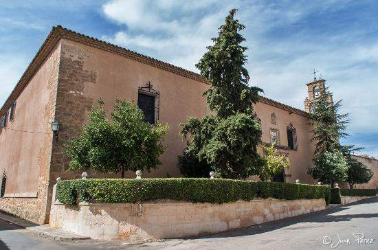 convento de santa ana madres carmelitas villanueva de la jara