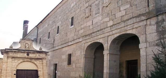 convento de santa clara clarisas ciudad rodrigo