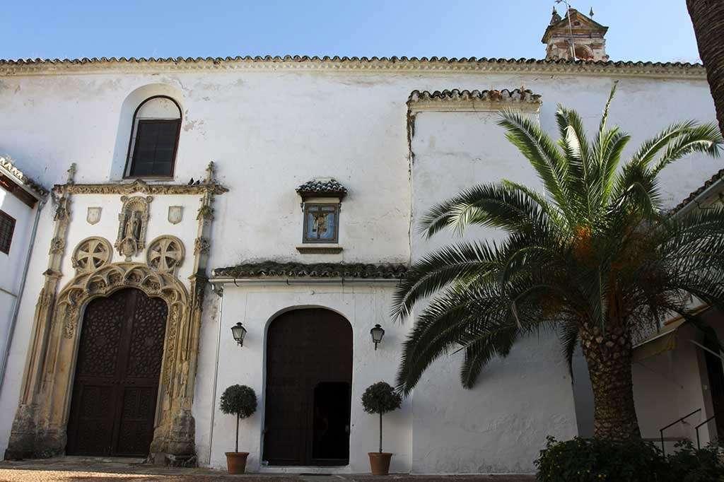 convento de santa clara clarisas montilla
