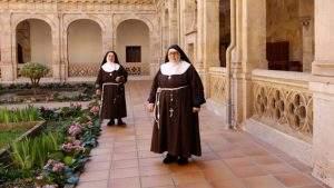 convento de santa isabel clarisas alba de tormes