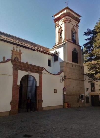 convento de santa isabel de los angeles clarisas ronda