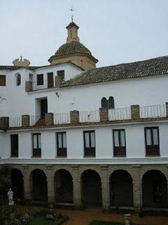 convento de santa maria de gracia agustinas huelva