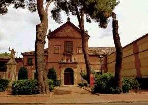 Convento de Santa María y del Corpus Christi (Carmelitas Descalzas) (Alcalá de Henares)