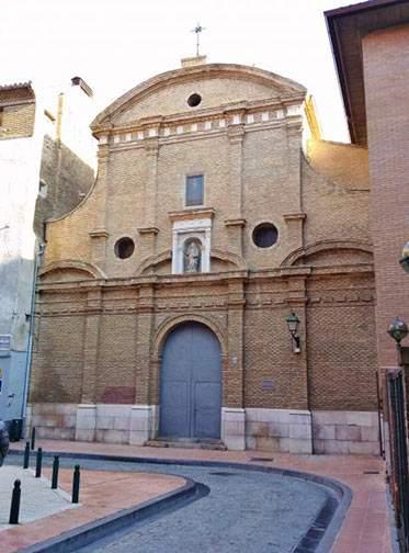 convento de santa monica agustinas zaragoza