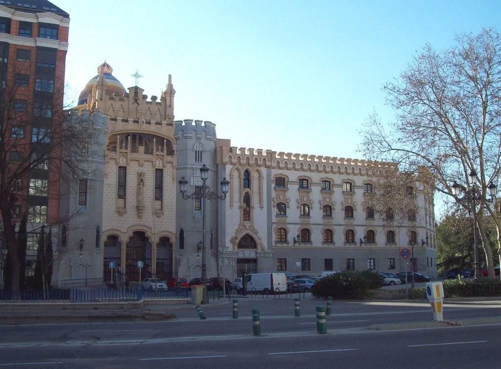 convento de santa teresa y san jose carmelitas descalzos madrid
