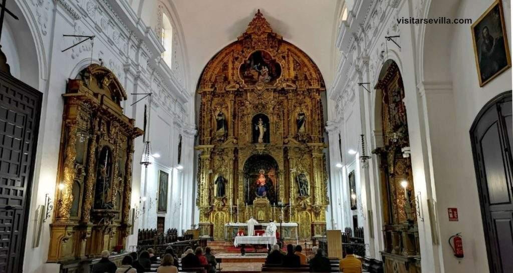 convento de santo tomas padres dominicos sevilla