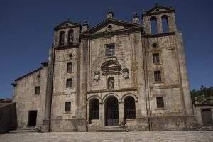convento del carmen padron