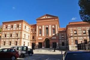 Convento del Sagrado Corazón de Jesús y Ntra. Sra. de los Ángeles (Carmelitas Descalzas) (Getafe)