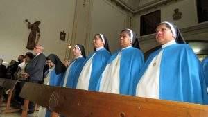 Convento del Santísimo Sacramento (Concepcionistas Franciscanas) (Manzanares)