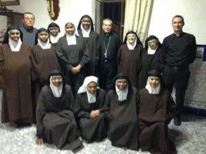 Convento del Santísimo Sacramento y Santa Teresa de Jesús (Carmelitas Calzadas) (Cañete la Real)