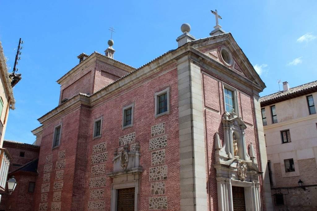 convento real de la purisima concepcion toledo