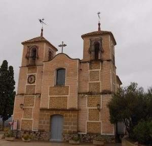 Ermita de El Niño de Mula (Mula)