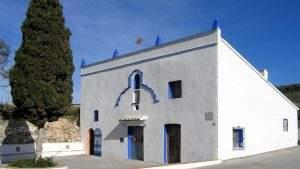 ermita de font santa teulada
