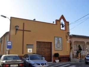 Ermita de la Fuensanta (Media Legua) (Orihuela)