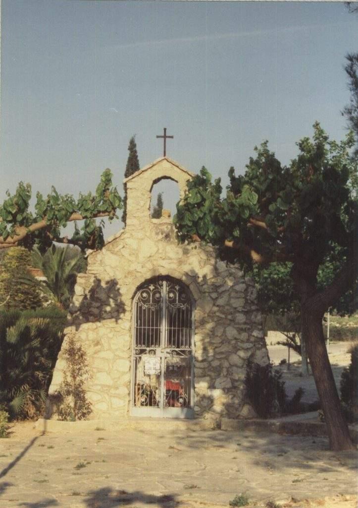 ermita de la mare de deu de fatima la bisbal del penedes
