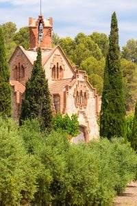 ermita de la mare de deu de la riera les borges del camp 1
