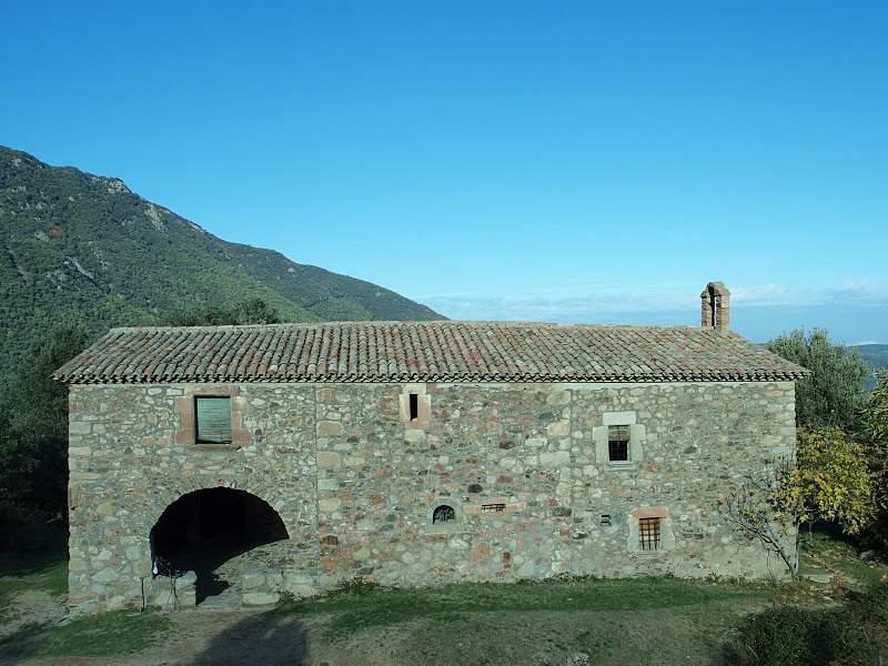 ermita de la mare de deu de lerola viladrau
