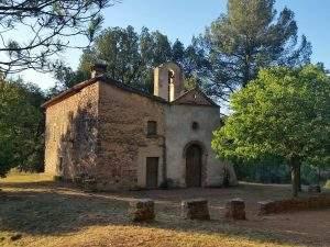 ermita de la mare de deu de les arenes castellar del valles 1
