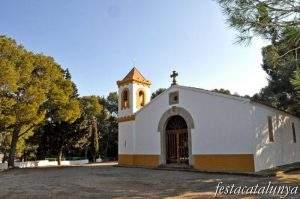 Ermita de la Mare de Déu de Montalbà (Preixana)