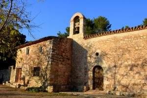 ermita de la mare de deu de montgoi vilaverd