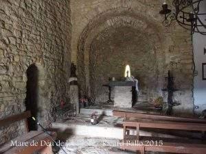 Ermita de la Mare de Déu de Sagàs (Alàs)