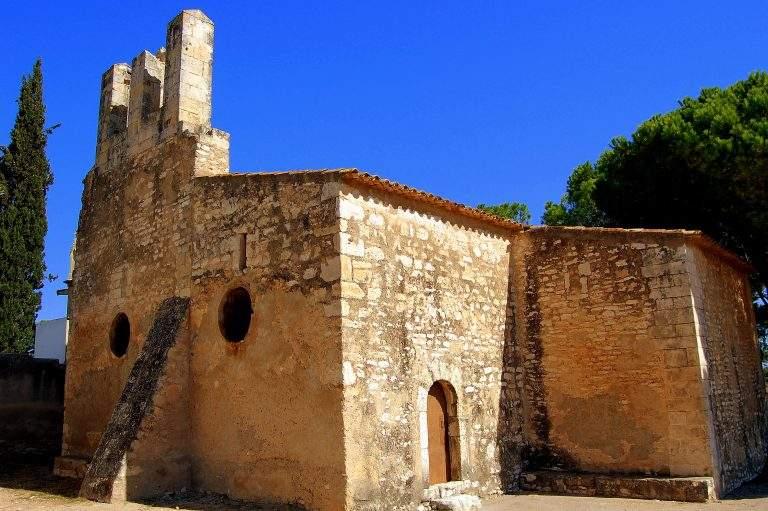 ermita de la mare de deu del priorat de banyeres banyeres del penedes