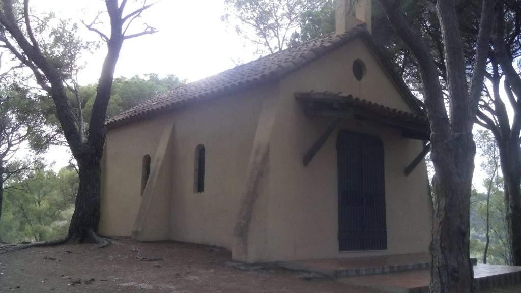 ermita de la mare de deu del roser sant climent de llobregat