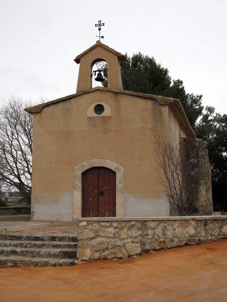 ermita de la mare de deu dels arquets sant jaume dels domenys