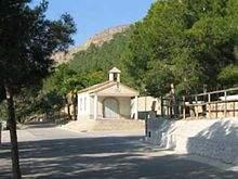 Ermita de la Santísima Cruz del Rincón (Redovan)