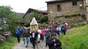 Ermita de la Santuca (Somaniezo) (Aniezo)