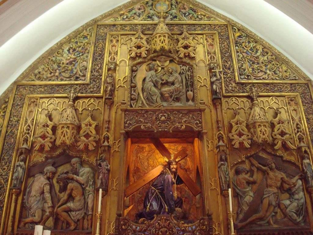 ermita de la vera cruz manzanares