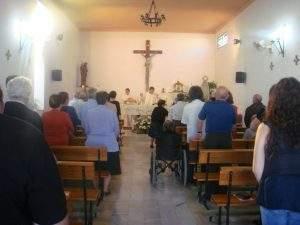 Ermita de la Virgen de Fátima de Los Montes (San Isidro de Níjar)