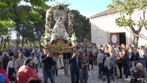 ermita de la virgen de la cabeza meco