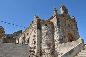 ermita de la virgen de la corona almudevar