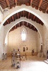 ermita de la virgen de la fuente penarroya de tastavins