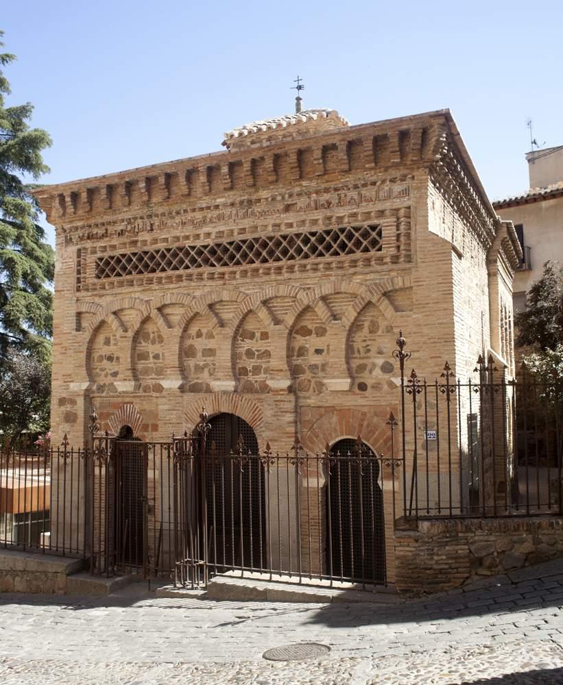 ermita de la virgen de la luz antigua mezquita de bab al mardum toledo