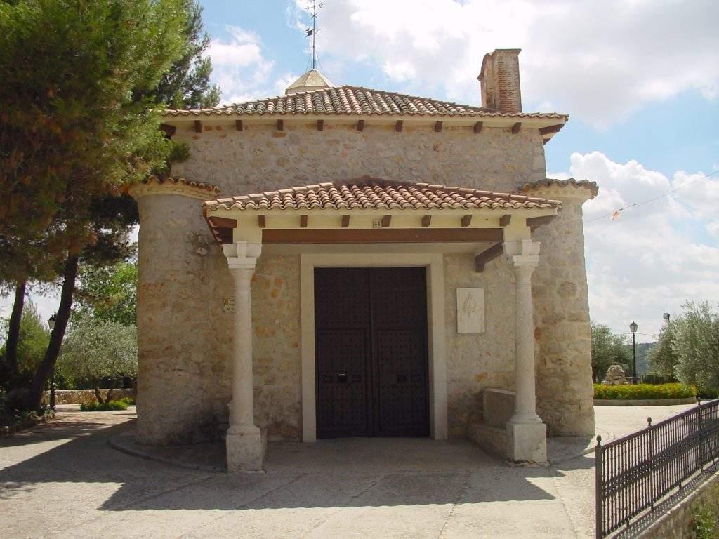 ermita de la virgen de la oliva valdilecha