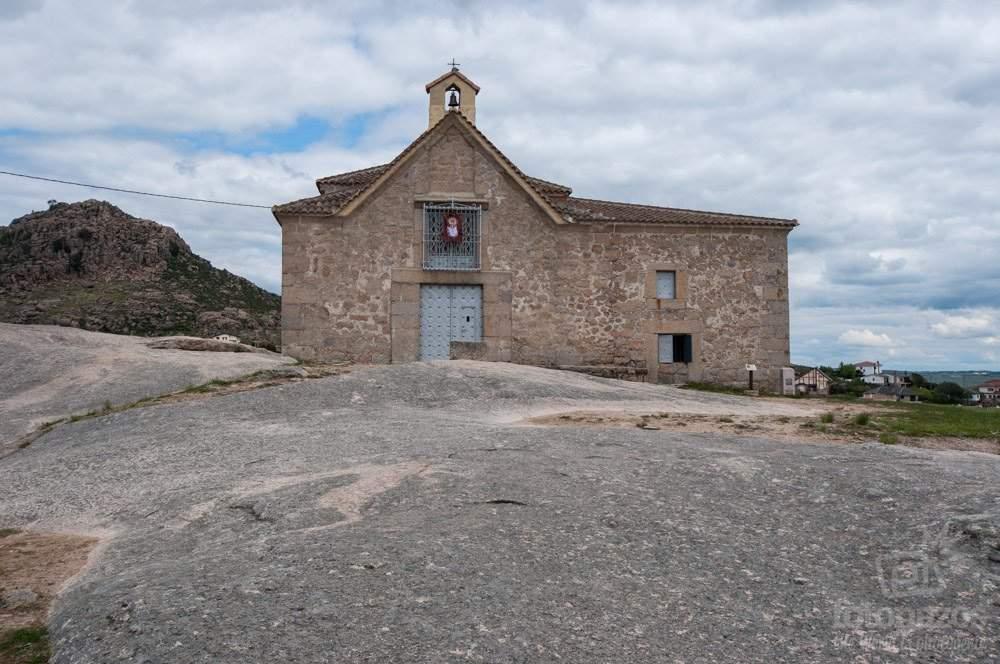 ermita de la virgen de la pena sacra manzanares el real
