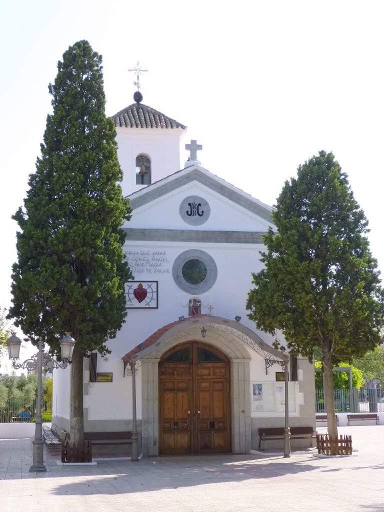 ermita de la virgen de la soledad madrid