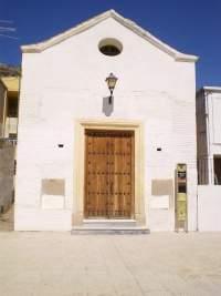ermita de la virgen de las angustias tabernas