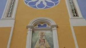 ermita de la virgen de los desamparados chiva