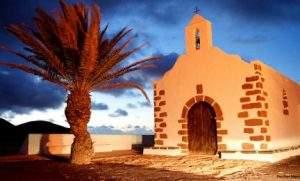 Ermita de la Virgen de Regla (La Vegueta) (Tinajo)