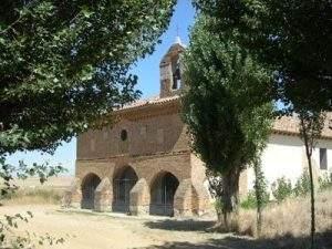 ermita de la virgen del amparo boadilla de rioseco 1
