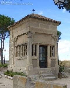 Ermita de la Virgen del Camino (la Caminanta) (Arévalo)