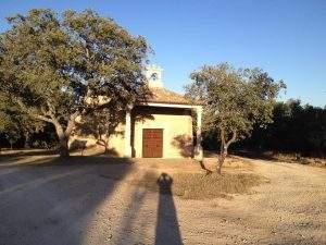 ermita de la virgen del campo trillo