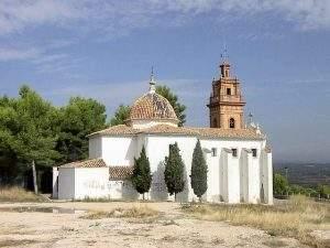 ermita de la virgen del castillo chiva