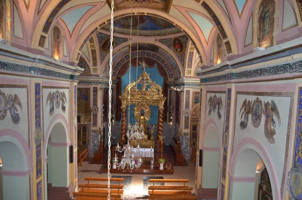 ermita de la virgen del castillo fuendejalon 1