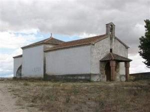 ermita de la virgen del pozo viejo nieva