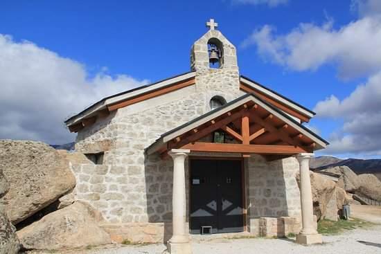 ermita de la virgen del rosario soto del real
